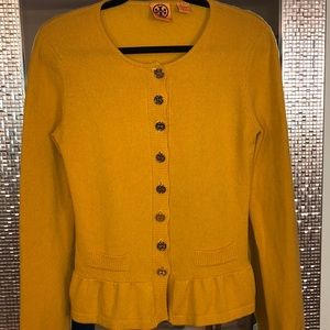 Tory Burch, 100% cashmere sweater, size medium